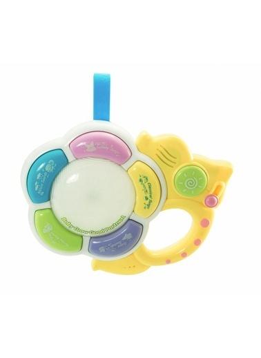 Prego Prego Toys WD 3609 Sunflower Crib Bell Renkli